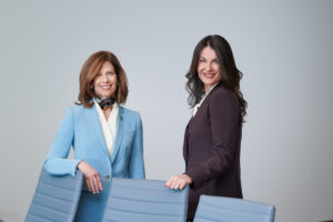 business lifestyle portraits of female executives