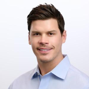 headshot for social media profile photo