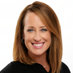 glamour business headshot for profile photo